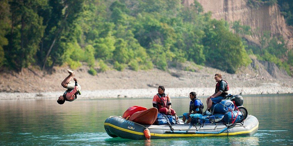Karnali River Rafting (2)