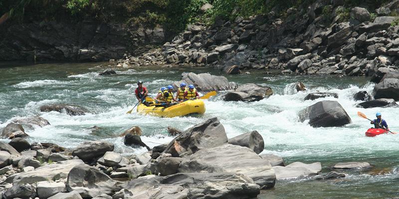 Marshyangdi River Rafting (1)