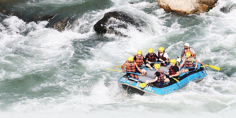 Marshyangdi River Rafting (2)