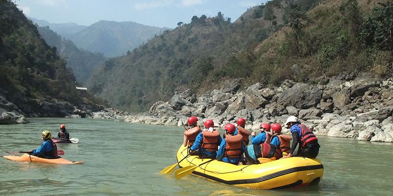 Marshyangdi River Rafting (3)
