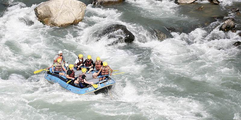 Marshyangdi River Rafting (5)