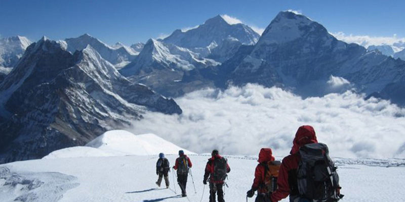 Mera Peak Climbing (6)