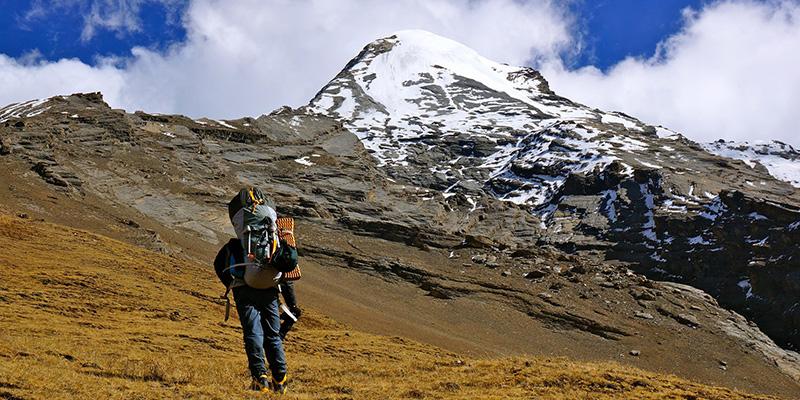 Pisang Peak Climbing (1)