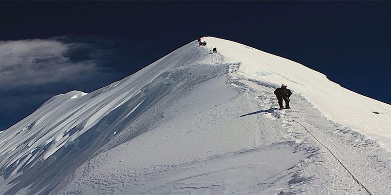 Pisang Peak Climbing (5)