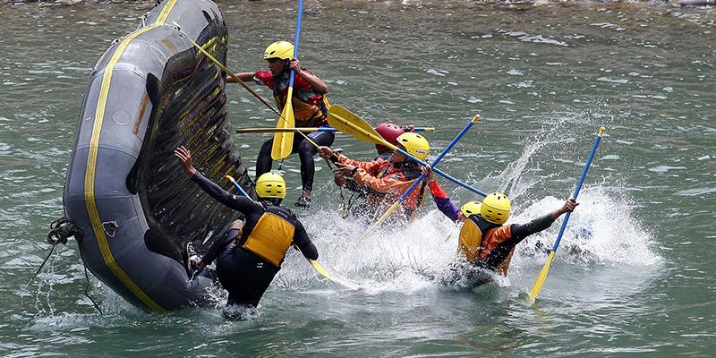 Sun Koshi River Rafting (1)
