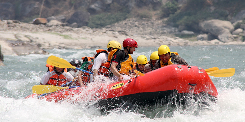 Sun Koshi River Rafting (5)