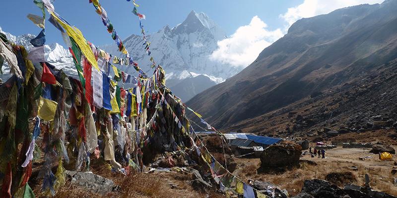 Tent (Tharpu Chuli) Peak Climbing (2)