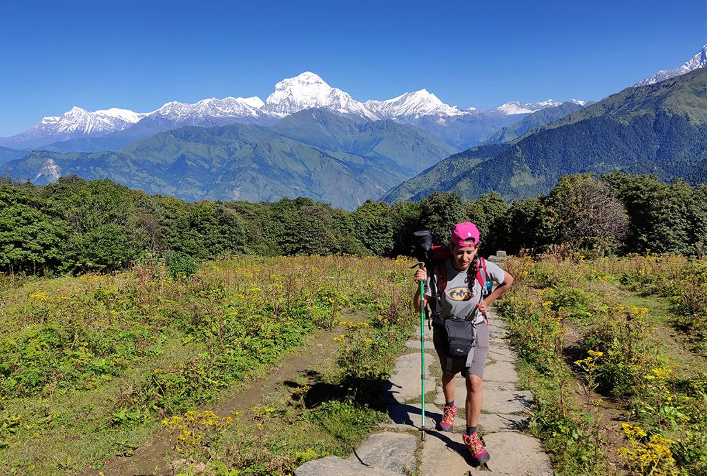 Annapurna Base Camp Trek Difficulty