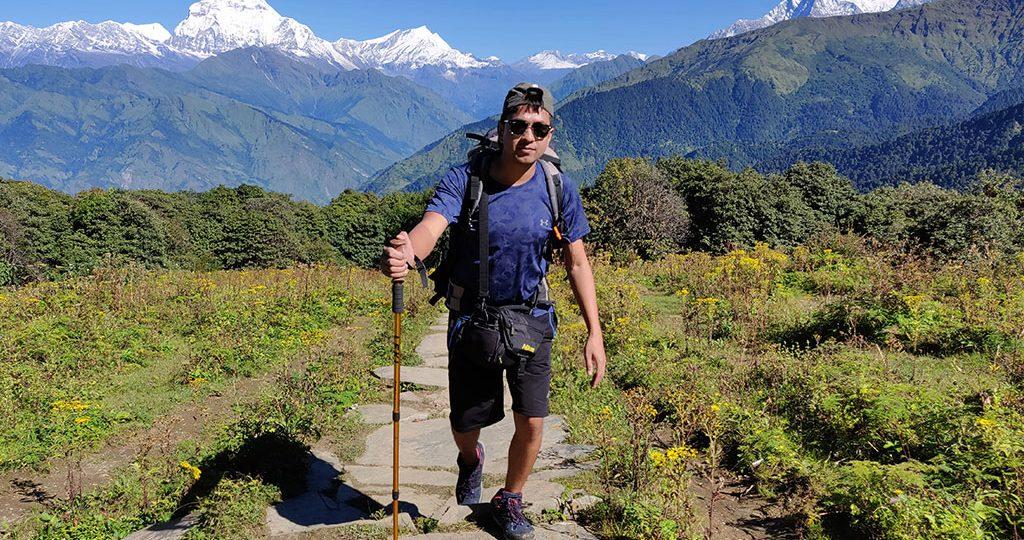 training for trekking in nepal