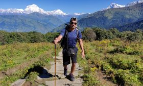 training for trekking in nepal
