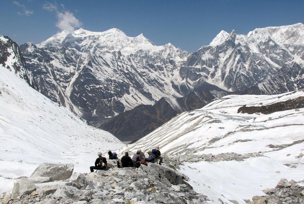 Manaslu trek in September, October, November