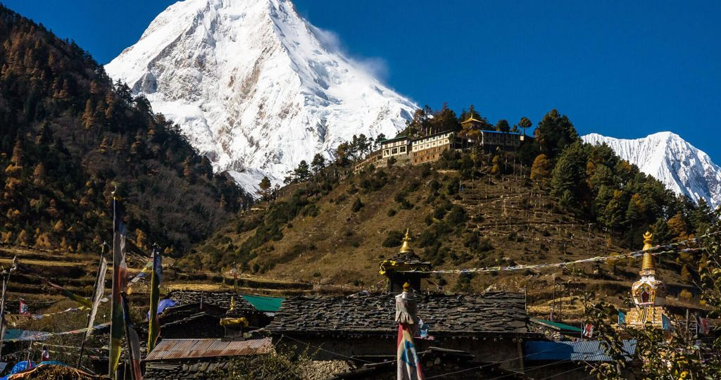 Manaslu Trek 12 - Days