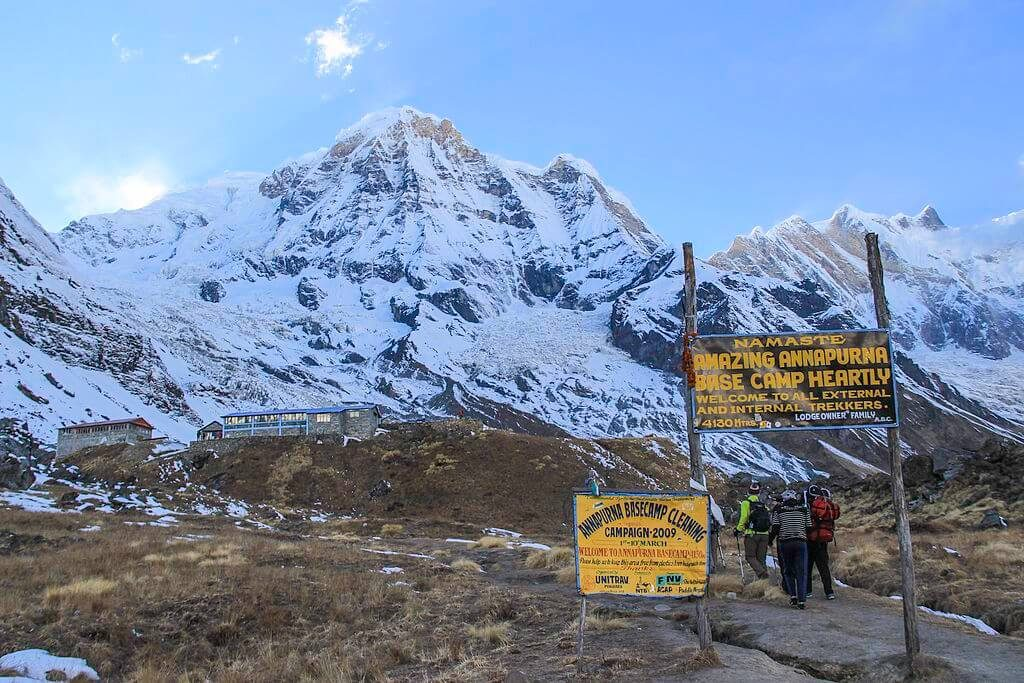 Famous Trekking Destinations