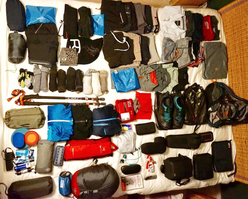 Gear and Its Cost in Nepal