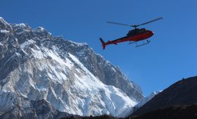 Annapurna Base Camp Trek with Helicopter Return