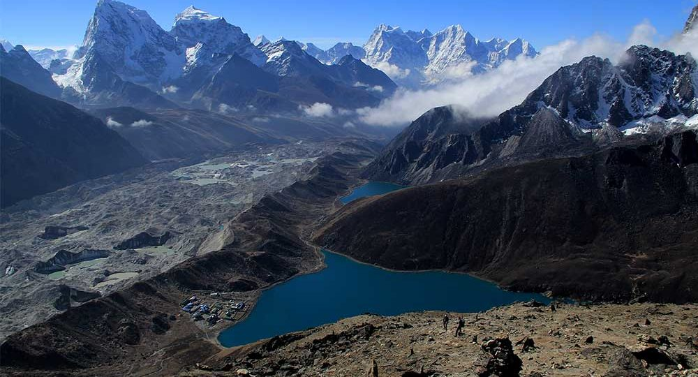 Everest Three Pass Trek Difficulty
