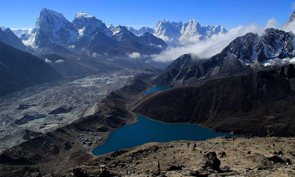 Everest Three Pass Trek Difficulty