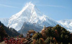 How difficult is the Manaslu Trek