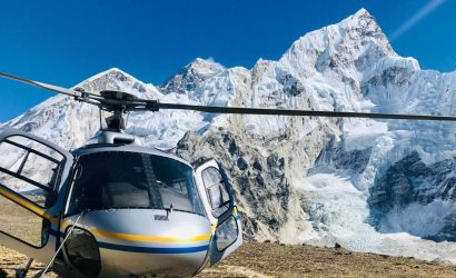 Everest Base Camp Helicopter Tour Cost with Landing