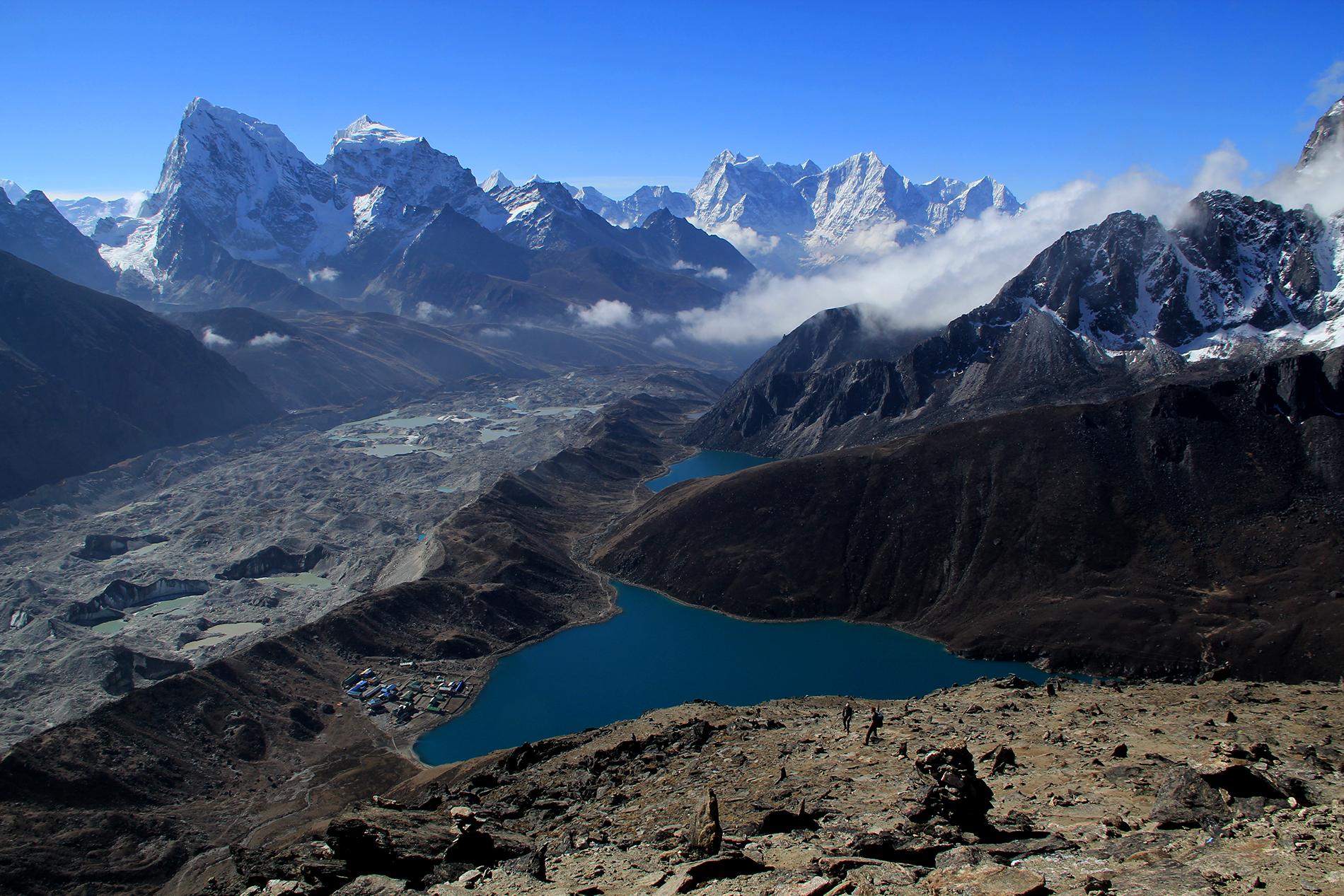 Everest Base Camp Trek Map