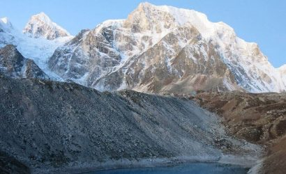 Manaslu trek in September, October, November