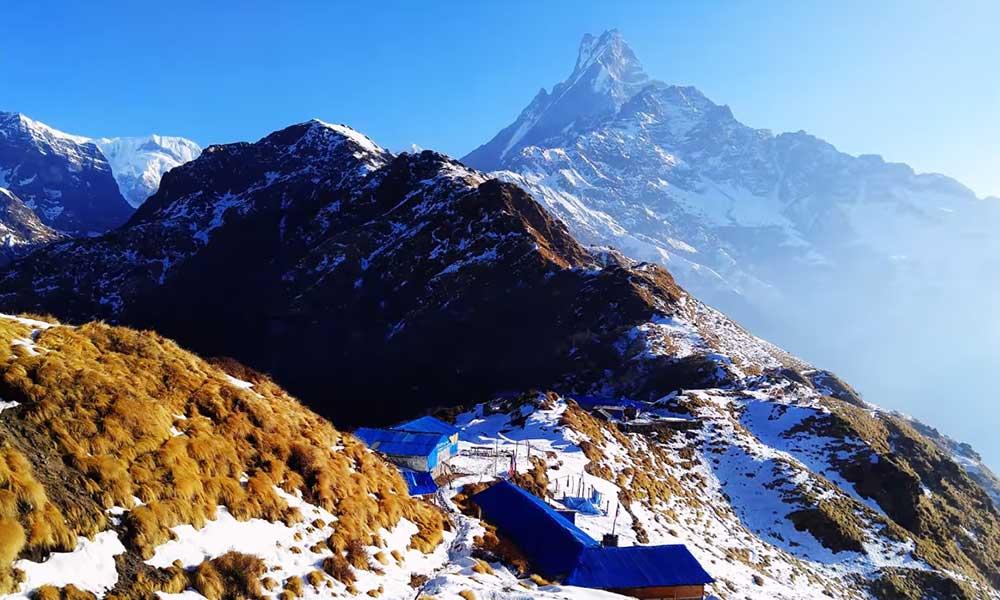 Mardi Himal Trek without Guide
