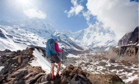 Annapurna Base Camp in December