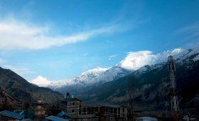 Annapurna Circuit Trek in December