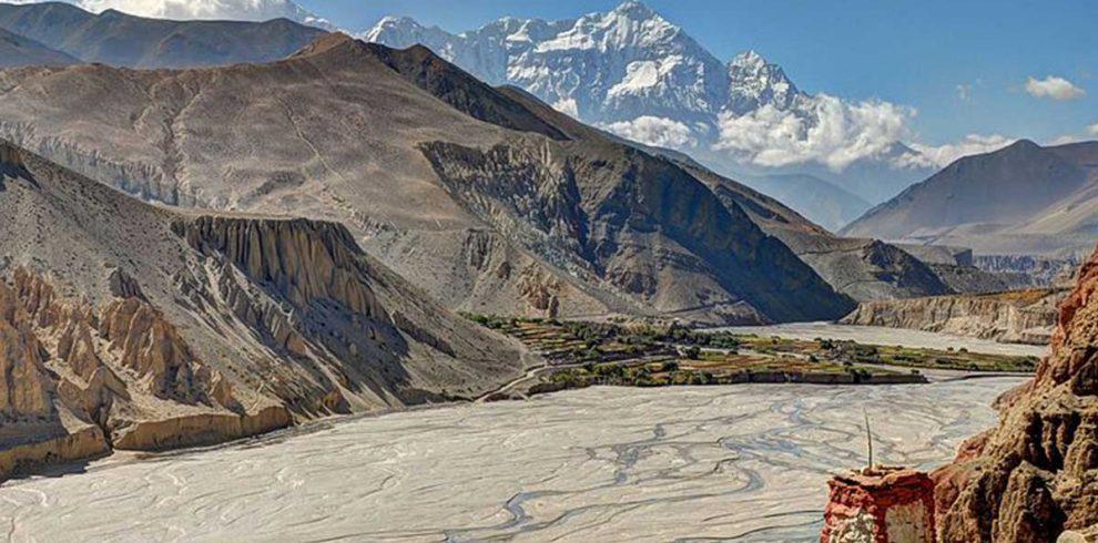 Upper Dolpo to Mustang Trek
