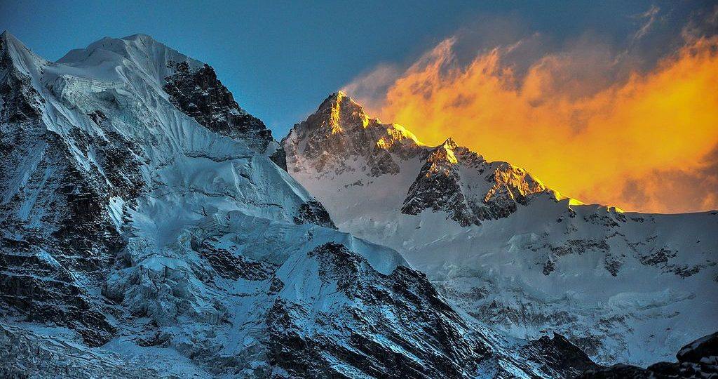 Kanchenjunga Base Camp Trek Difficulty