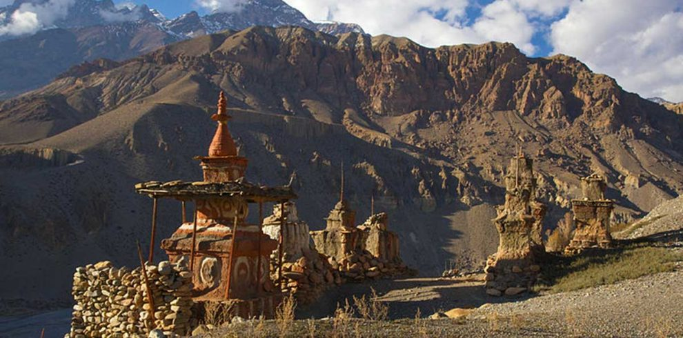 27 days Upper Dolpo Trekking