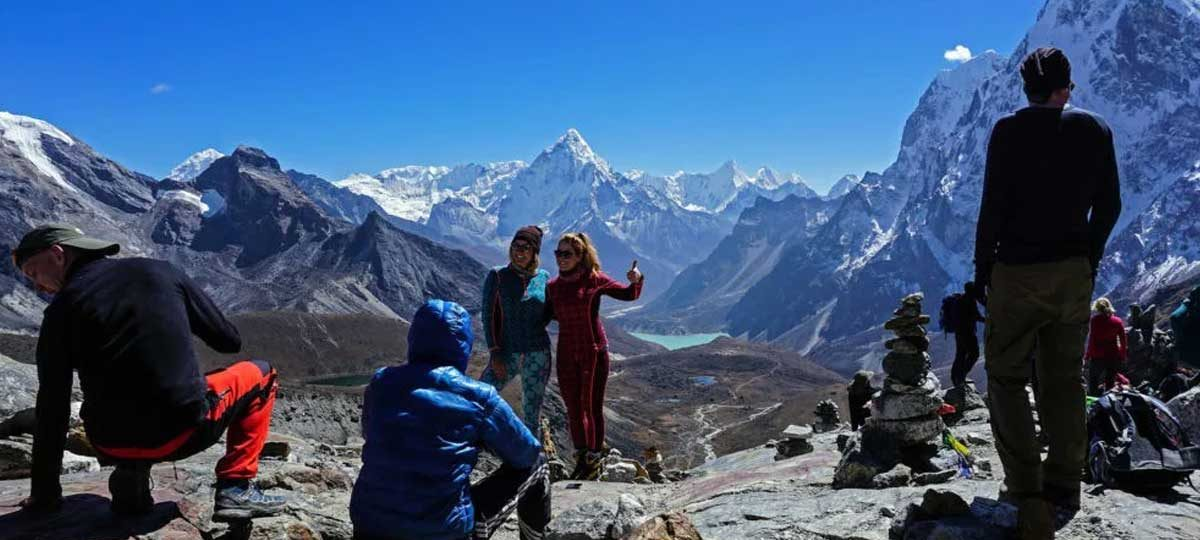 Everest Base Camp Trek in march