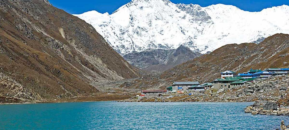 Everest and Gokyo Lakes Trek