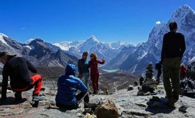 Everest Base Camp Trek in May
