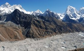Everest Base Camp Three Passes Gokyo Lakes Trek