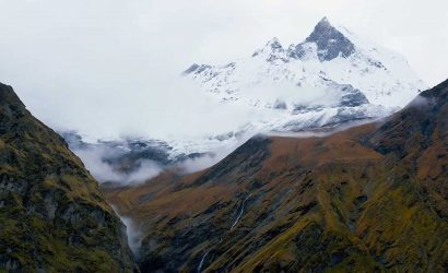 Annapurna Base Camp Trek in August