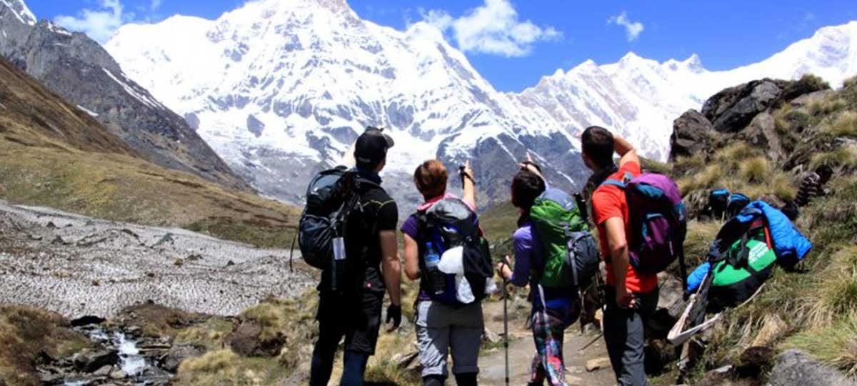 Annapurna Base Camp Trek in May