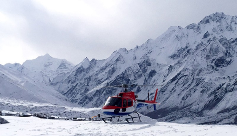 Langtang Valley Heli tour difficulties