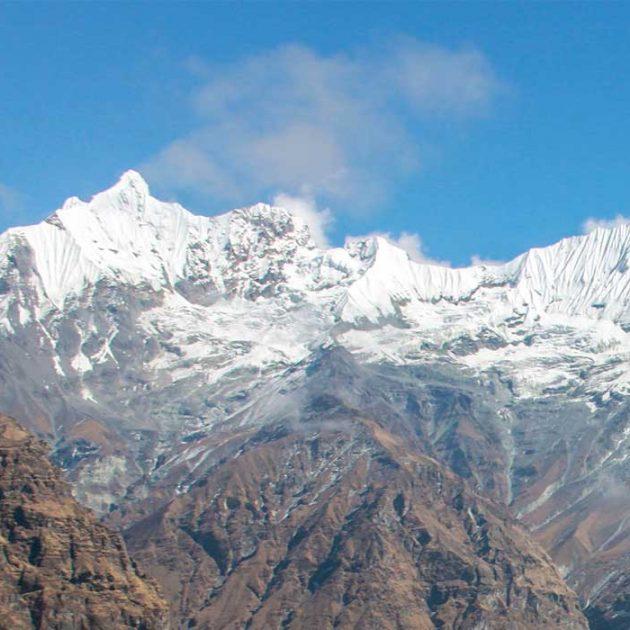 Annapurna Base Camp Trek via Poon Hill