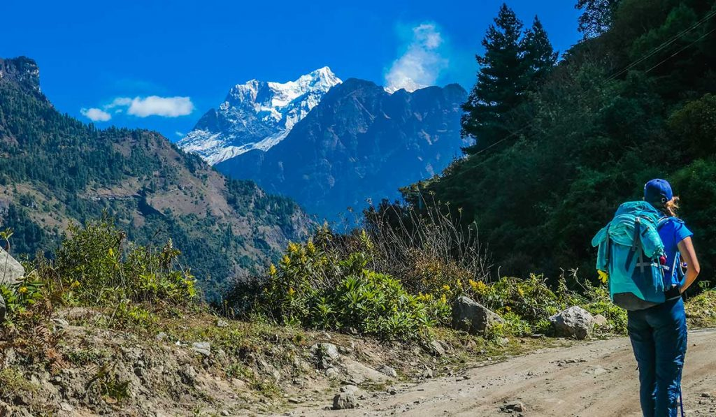 Manaslu Circuit Trekking and Expedition