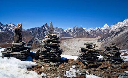 three pass trek cost